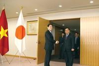 Chia sẻ tầm nhìn và thúc đẩy hợp tác Việt - Nhật