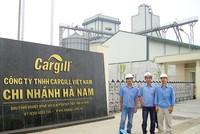 Lo dư thừa nguồn cung, Dự án nhà máy lớn nhất của Cargill tại Việt Nam chưa động đậy