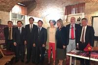 Đà Nẵng mở rộng quan hệ hợp tác với Vùng Turin và Veneto nước Ý