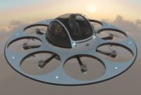 IFO, mẫu máy bay chở khách dạng UFO của Italy