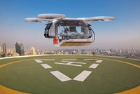 Drone Ambulance phương tiện cứu thương của tương lai
