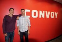 """Convoy - """"uber trong lĩnh vực vận tải"""" thuyết phục được Bill Gates, Jeff Bezos rót vốn"""