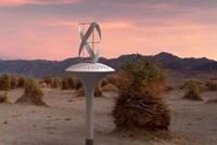 Tua bin gió có thể tạo 41 lít nước/ngày từ không khí