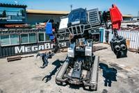 MegaBots giới thiệu mẫu robot khổng lồ mới Eagle Prime để đấu với Kurutas của Nhật và Monkey King của Trung Quốc