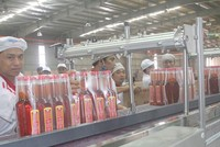 Nhà đầu tư ngoại rốt ráo triển khai dự án thực phẩm