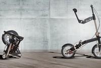 Kwiggle - Xe đạp gấp mang lên máy bay được