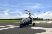 Xe bay Pal-V, sự  kết hợp giữa trực thăng và ô tô