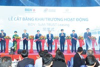 Ra mắt Công ty Cho thuê tài chính TNHH BIDV – SuMi TRUST