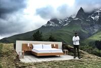 """Null Stern - Khách sạn """"ngàn sao"""" tại Thụy Sĩ"""
