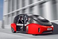 Oasis: Mẫu xe hơi tương lai