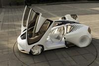 Toyota Concept-I, ô tô với hệ thống trí tuệ nhân tạo độc đáo