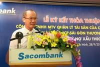 """3 tháng ngồi ghế """"nóng"""" Sacombank, ông Dương Công Minh đã làm được gì?"""