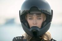 Cross Helmet - mũ bảo hiểm kiểm soát âm thanh, tầm nhìn 360 độ