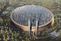 Trung Quốc xây nhà máy biến rác thải thành điện năng lớn nhất thế giới