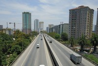 Đường vành đai 3 cho xây cao ốc đến 50 tầng