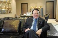 Chủ tịch Tân Hoàng Minh nói gì về Dự án D'. Palais Louis