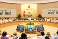 VN-Index xuất hiện trong điểm tin họp Chính phủ