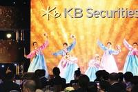 Vốn Hàn Quốc tăng hiện diện trên thị trường chứng khoán
