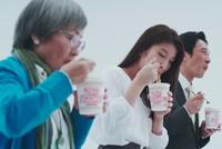 Nissin Otohiko: Nĩa thông minh chống tiếng xì xụp khi ăn mì