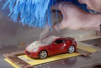 Nissan thử nghiệm sơn chống xước cho xe ô tô