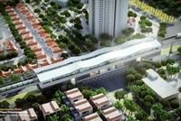 Báo cáo điều chỉnh dự án tuyến đường sắt đô thị số 2 Hà Nội