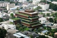 """Văn phòng Inter Crop: """"Ruộng bậc thang"""" giữa lòng thành phố"""