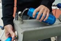 Bình nước thông minh, kiểm tra chất lượng nước