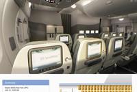 Công nghệ 3D cho phép hành khách xem trước góc nhìn 360 trước khi đặt vé