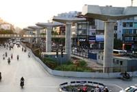 Chưa duyệt thiết kế PCCC, đường sắt đô thị số 3 gây lo ngại cho người dân