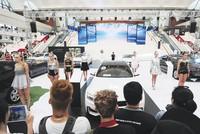 Thị trường ô tô sôi động trở lại