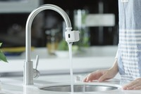 Biến bất kỳ vòi nước nào trong nhà thành một thiết bị cảm biến thông minh