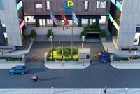 Thăm quan căn hộ mẫu hút hồn dự án Mỹ Đình Plaza