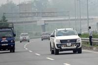 Giỡn với tử thần trên đường cao tốc Nội Bài – Lào Cai