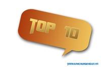 Top 10 cổ phiếu tăng/giảm mạnh nhất tuần qua: Có mã tăng tới hơn 60%