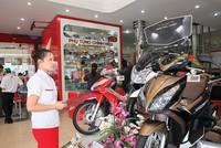Honda Việt Nam gia tăng lợi nhuận từ nhập xe máy