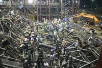 Bộ Xây dựng giao IBST giám định nguyên nhân sập giàn giáo Formosa