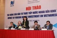 10 tỷ USD đầu tư vào Việt Nam mỗi năm, vốn FDI đã làm được gì?