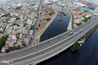 Dự án cải tạo kênh Tân Hóa - Lò Gốm tác động tới 1,2 triệu dân