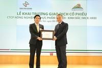 HKB: Điểm sáng ngành nông nghiệp lên sàn Hà Nội