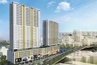 270 triệu đồng sở hữu căn hộ liền kề chợ Bến Thành