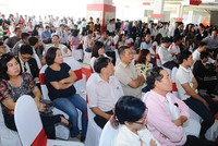 Hàng ngàn người tham dự triển lãm dự án BĐS của Novaland
