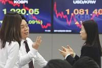 Đồng won tăng mạnh  nhờ sức mua từ châu Âu và Mỹ