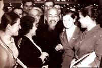 Chủ tịch Hồ Chí Minh với hòa bình, hợp tác và dân chủ