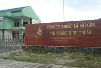 Điều chỉnh quy hoạch khu công nghiệp Ninh Thuận