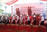 Kiên Giang xây dựng kè và nâng cấp đường ven sông