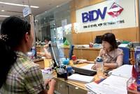 BID lãi ròng 1.865 tỷ đồng  trong quý I