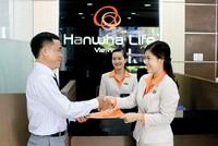 Tỷ lệ khách hàng gắn bó với Hanwha Life ngày càng tăng cao