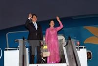 Thủ tướng lên đường dự Lễ ký FTA Việt Nam - Liên minh Kinh tế Á-Âu