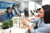 Chi tiêu trả góp lãi suất ưu đãi với thẻ tín dụng Eximbank