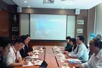 Nhiều tập đoàn kinh tế lớn Singapore sẽ đầu tư tại Bình Định